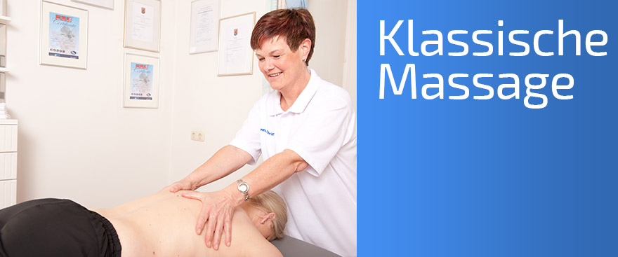Massage in Stolberg - Physiotherapie Christ